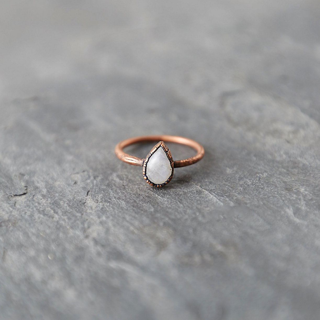 Moonstone Oval Ring Feng Shui Cures Amp Decor Accents